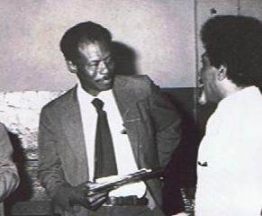 Rev. Jefferson P. Rogers was called as the first African American and 6th pastor of Hollis.